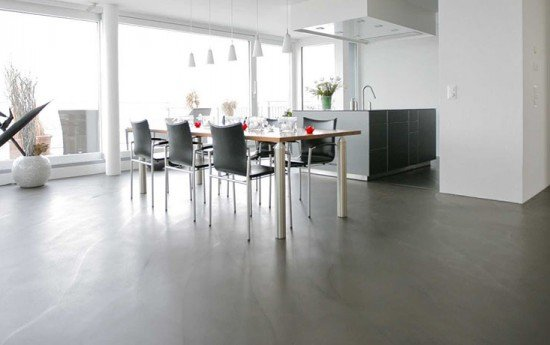 Gietvloer Badkamer Prijzen : Woonbeton of een gietvloer over bestaande tegelvloeren aanbrengen